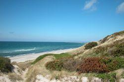 Anholt Strand (an der Westseite der Insel, südlich des Hafens)