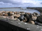 Der Hafen von Albæk