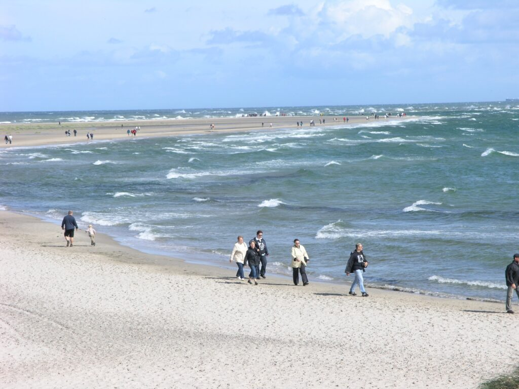 Grenen, die Nordspitze Dänemarks