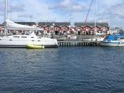 Der Hafen von Skagen